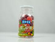 维C果汁软糖什锦味