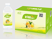 柠檬苏打水350ml饮品