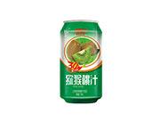 新��荧J猴桃果汁�料罐�b310ml