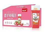 香芋草莓汁420mlX15瓶