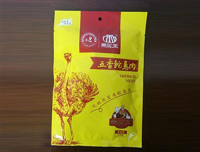 贵鸵王五香鸵鸟肉 58g