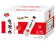 鲜绽气泡水卡曼橘味苏打气泡水480ML(箱装)