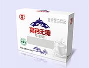 中老年高钙无糖复合蛋白lehu国际app下载箱装250mlX24盒