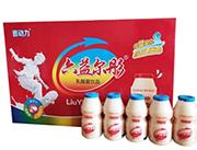 六益��彤乳酸菌原味100ml*40瓶�Y盒�品