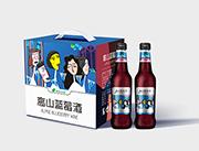 高山蓝莓酒