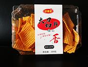 大刀切片锅巴香蒜小龙虾味