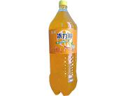 冰力橙橙子味碳酸�料2L