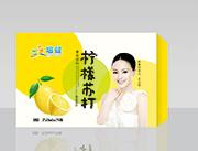 增健柠檬苏打350mlX24罐