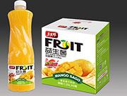 益生菌发酵芒果汁