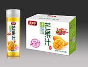 天然芒果汁430ml