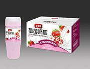草莓奶昔430ml