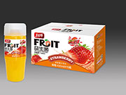益生菌发酵果汁草莓味430ml