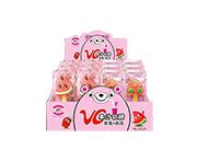 vc果汁�糖草莓+西瓜