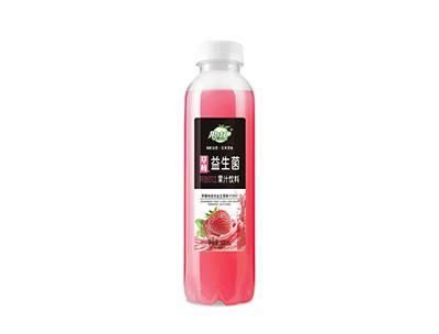 果哇伊益生菌草莓发酵果汁平安电竞游戏500ml