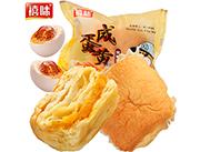 咸蛋黄面包