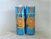 上首发酵橙汁饮品