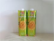 上首发酵芒果汁饮品