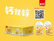 钙铁锌儿童成长酸奶芒果味203gX20瓶