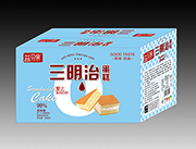 益贝亲三明治蛋糕(原味)