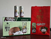 �W牧利斯椰子汁