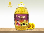 玉金香葵花清香油5L