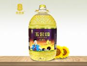 玉金香葵花籽油5Ld
