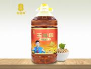 玉金香三�大豆油5L