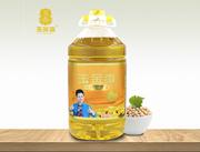 玉金香一�大豆油5L