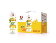 果�r橙汁�料1Lx6盒