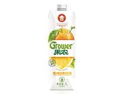 果�r橙汁�料1L