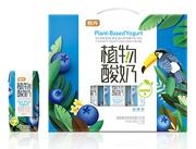 Plants-of-yogurt植物酸奶蓝莓味200gx12盒
