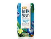 Plants-of-yogurt植物酸奶蓝莓味200g