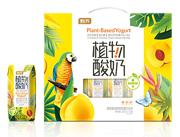 Plants-of-yogurt植物酸奶黄桃味200gx12盒