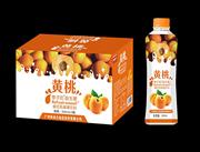 泰子奶益生菌黄桃味500ml