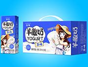 羊酸奶原味250mlX24盒