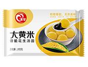 大黄米香脆花生汤圆400g