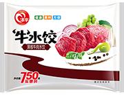 黑椒牛肉水�750g