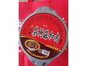 茶树菇扣肉罐头