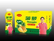 菠萝果肉果汁饮品460ml
