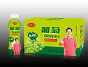 葡萄果肉果汁饮品460ml