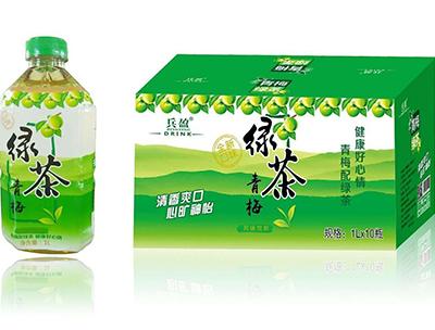 �G茶1LX10瓶