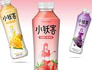 小妖客果粒复合果汁饮料