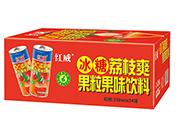 �t威冰糖荔枝爽果粒果味�料箱�b