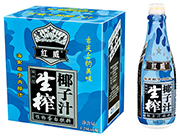 �t威生榨椰子汁1.25LX6瓶