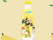 增健冰糖炖梨 梨果汁饮料1.25L