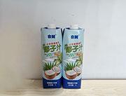 农树椰子汁1L