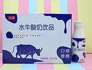 帝�v水牛酸奶�品270ml*12