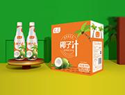椰子汁1.25L*6