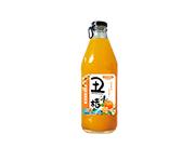 丑桔橘子果汁�料318ml
