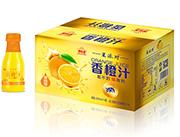 香橙汁果汁�料